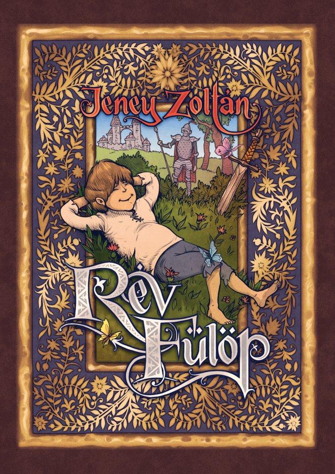 Jeney Zoltán: Rév Fülöp