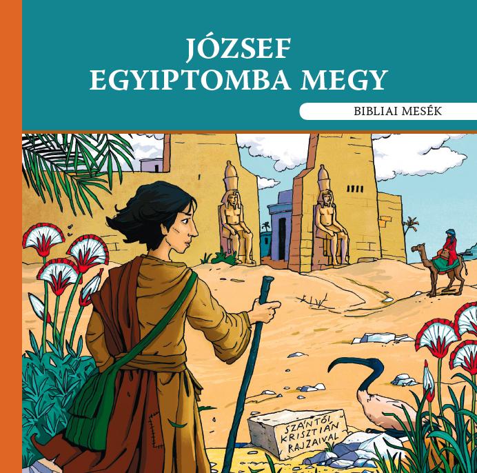 József Egyiptomba megy