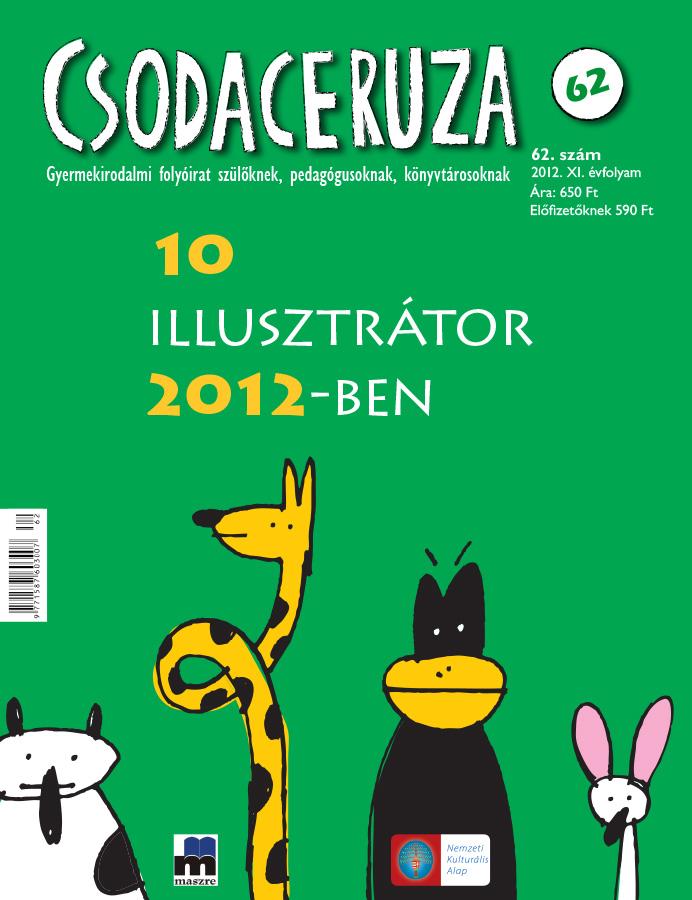 10 illusztrátor 2012-ben