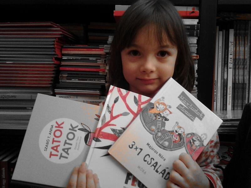 TOP 100 gyerekkönyv – Válogatás 2012 gyermek- és ifjúsági könyveiből