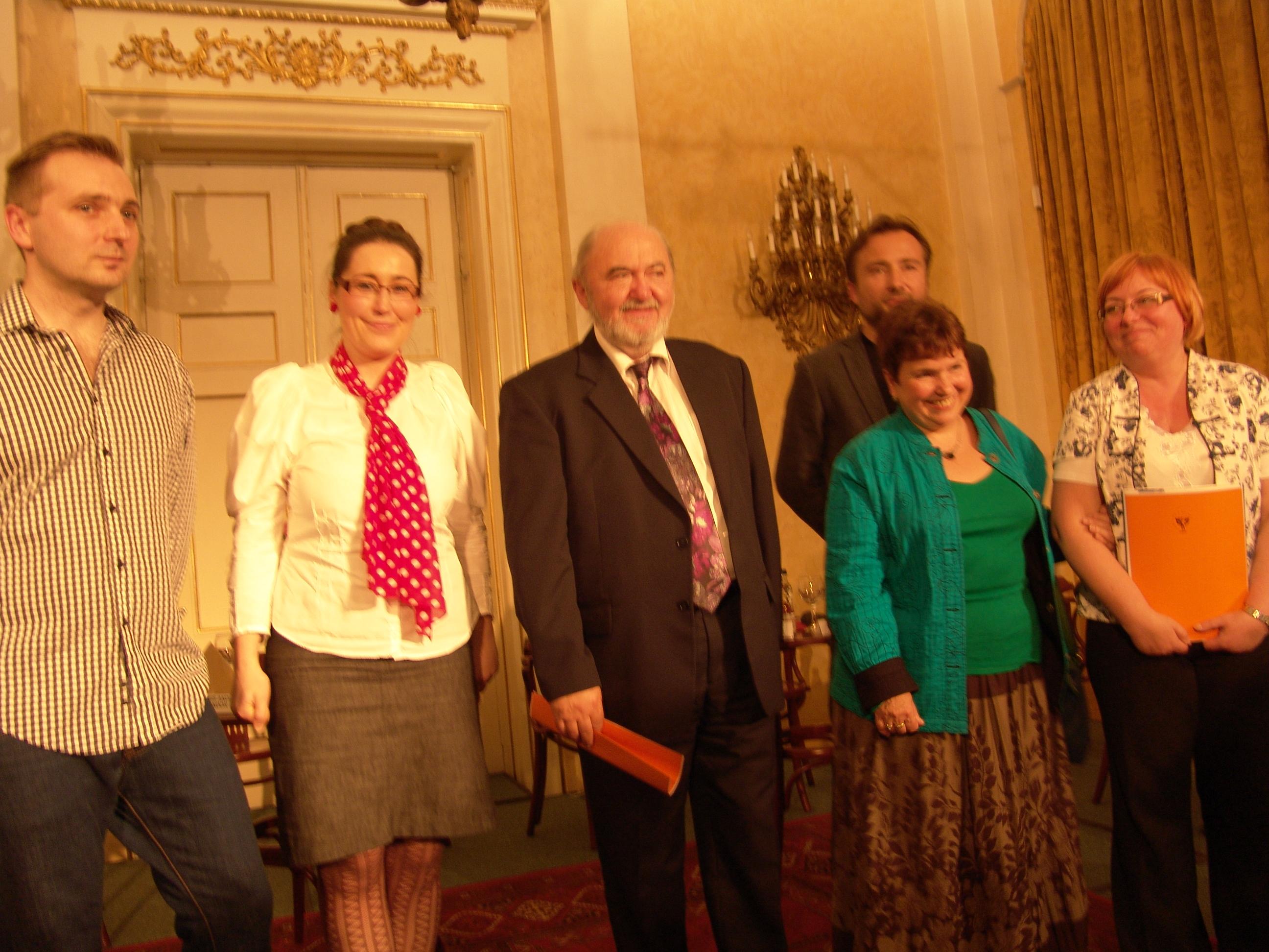 Az Év Gyermekkönyve díj – 2012 díjazottjai
