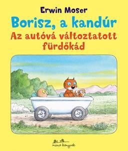 Borisz, a kandúr