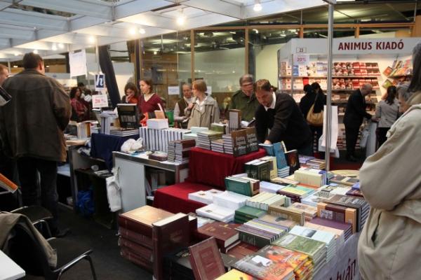 Csütörtökön nyílik a 22. Budapesti Nemzetközi Könyvfesztivál