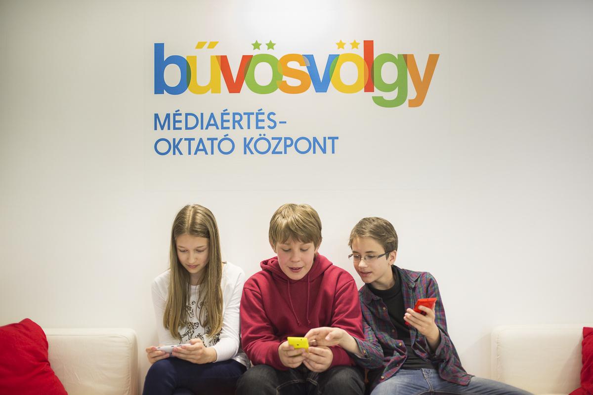 Bűvösvölgy Médiaértés-oktató Központ