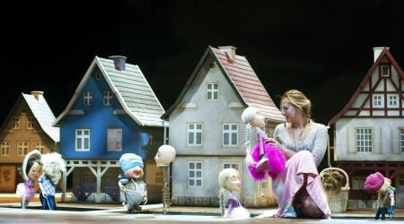 Óz, a csodák csodája – Zenés mese a Vígszínházban