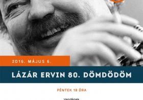 Lázár Ervin 80.