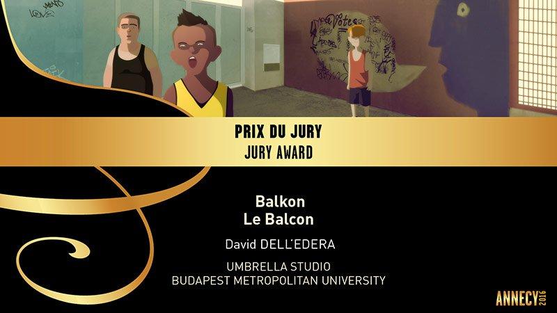 Magyar animációs díj az Annecy Fesztiválon