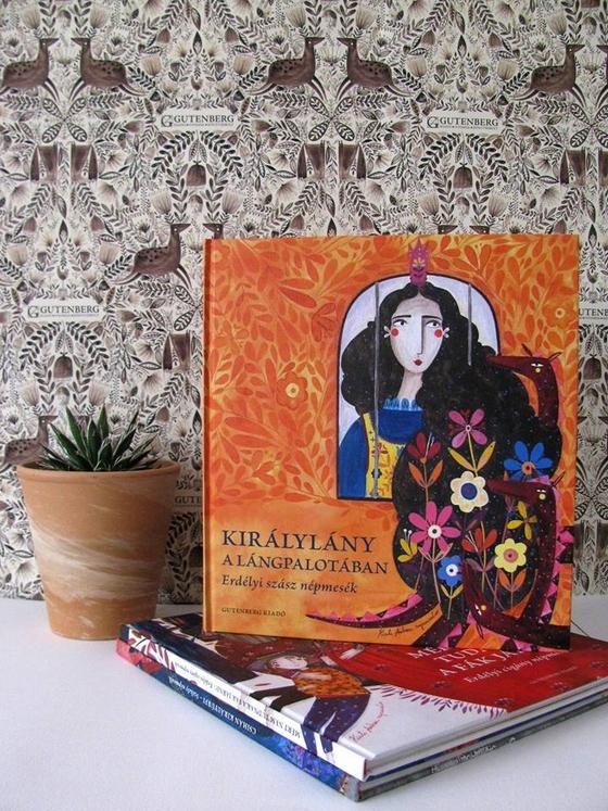Kürti Andrea munkája a legszebb romániai könyvek között