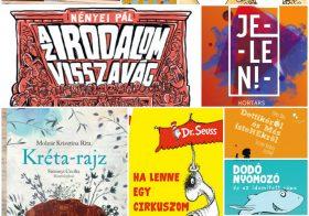 A HUBBY Év Gyerekkönyve díja – a shortlistek