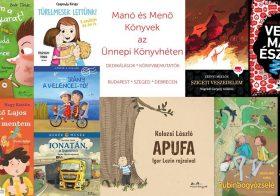 A Manó Könyvek programja az Ünnepi Könyvhéten