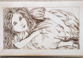 """""""No és az én órám talán jár?"""" – 155 éves Lewis Carroll kézirata"""